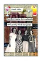 cocktails & gossip book club magnet